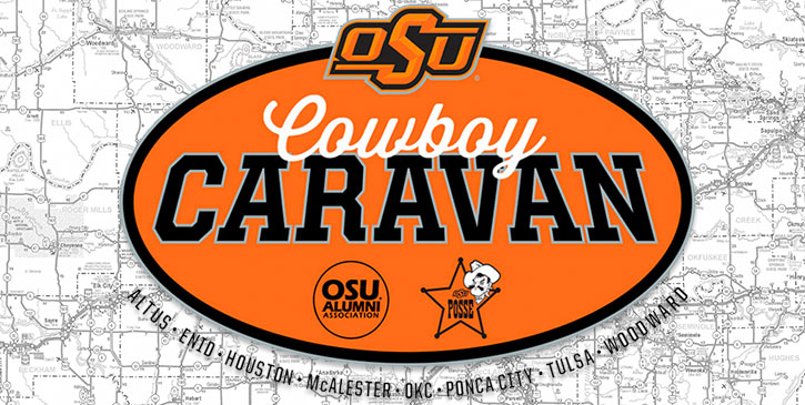 The Cowboy Caravan is on the Road
