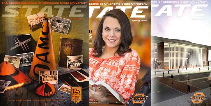 Fall Issue of STATE Magazine Available Online