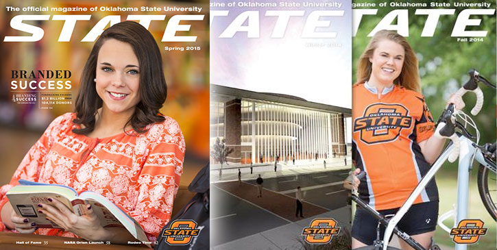 Spring Issue of STATE Magazine Available Online