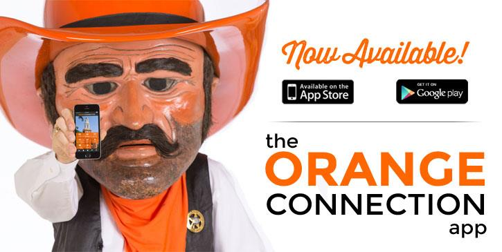 Download Now: The Orange Connection App