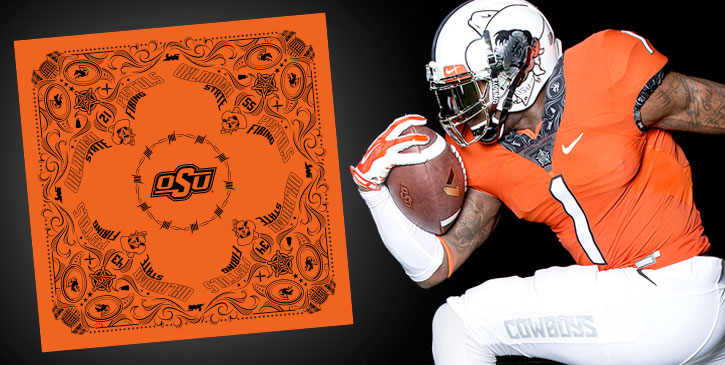 Member Gift: OSU Bandana with Uniform Design