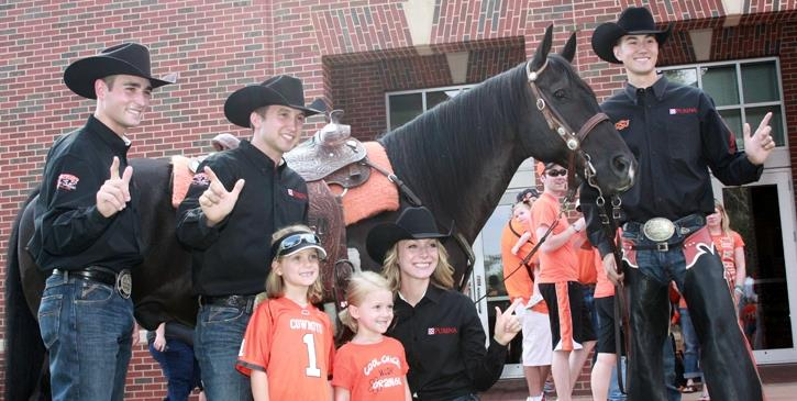 Game Days in Stillwater at the Cowboy Corral