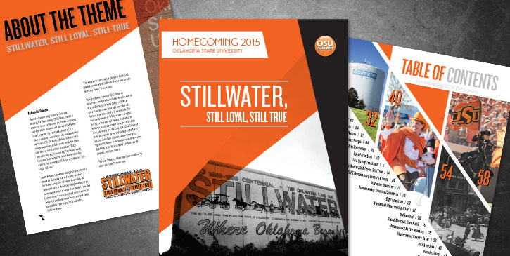 2015 Homecoming Publication Available Online