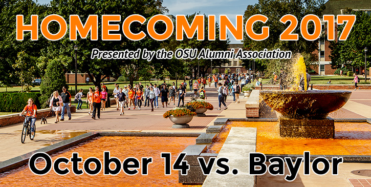 Homecoming 2017 Set for October 14