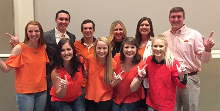 2017 OSU Homecoming Executives Selected