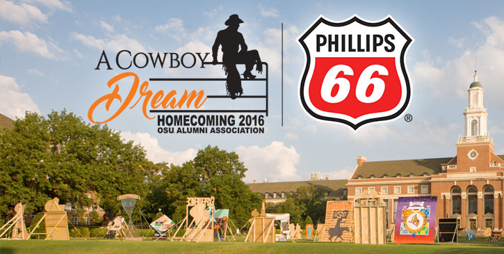 Win Prizes from Homecoming Sponsor Phillips 66