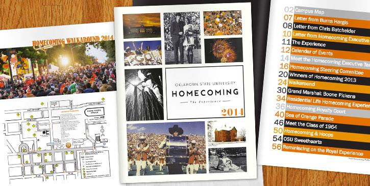 Homecoming Publication