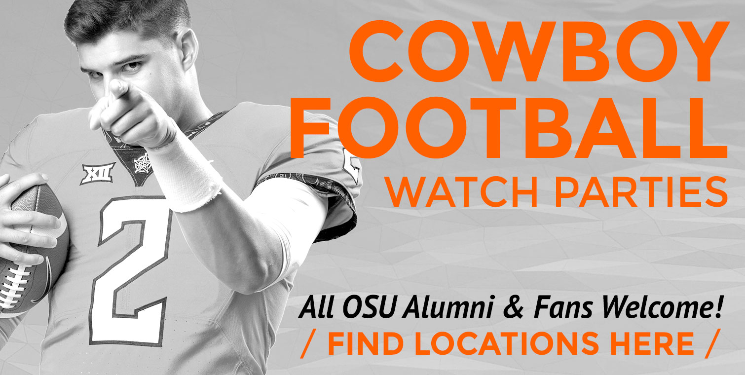 Find Your Cowboy Football Watch Party