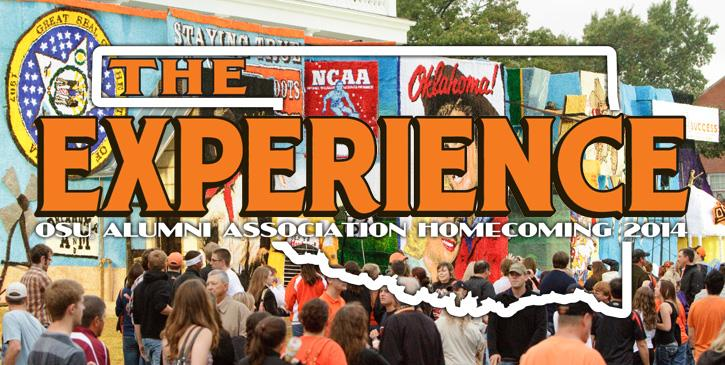 Celebrate Homecoming 2014: 'The Experience'