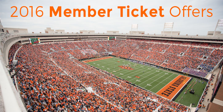 Member Ticket Offers On Sale Monday