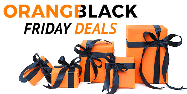 Alumni Association Offering Orange/Black Friday Deals