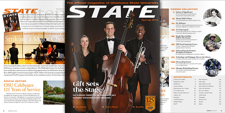 STATE Magazine Spring Issue Released