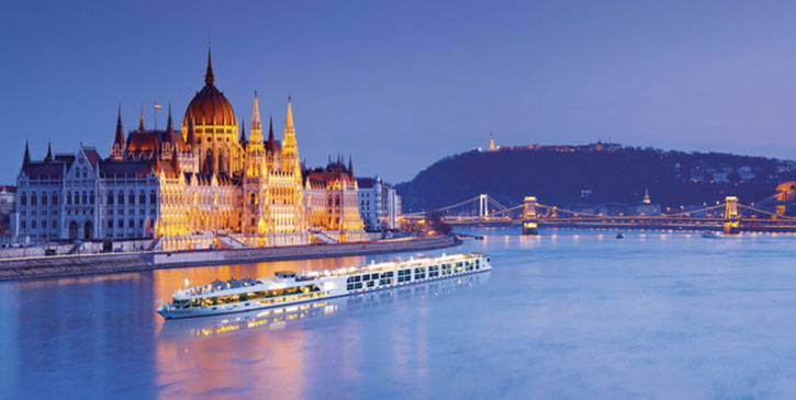 Gems of the Danube River Cruise