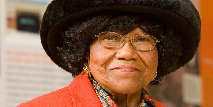 OSU Mourns Loss of Civil Rights Pioneer Nancy Randolph Davis