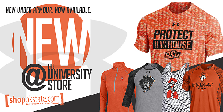 OSU Apparel and Gifts at the University Store