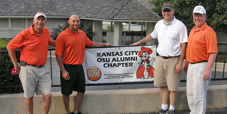 Kansas City Chapter Golf Scramble