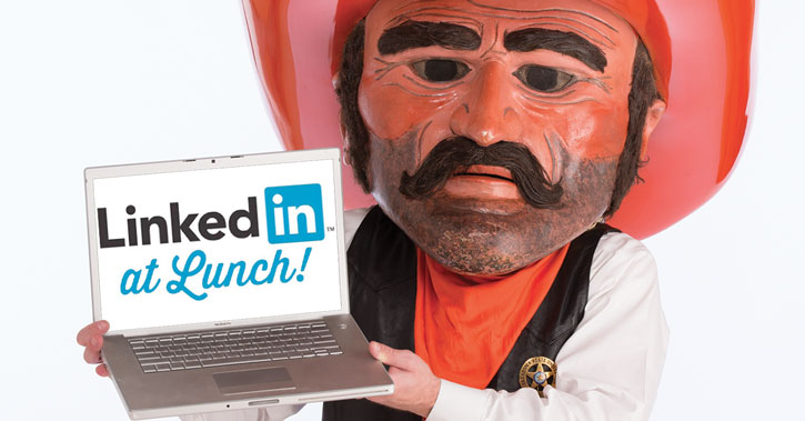 LinkedIn at Lunch Aug. 22