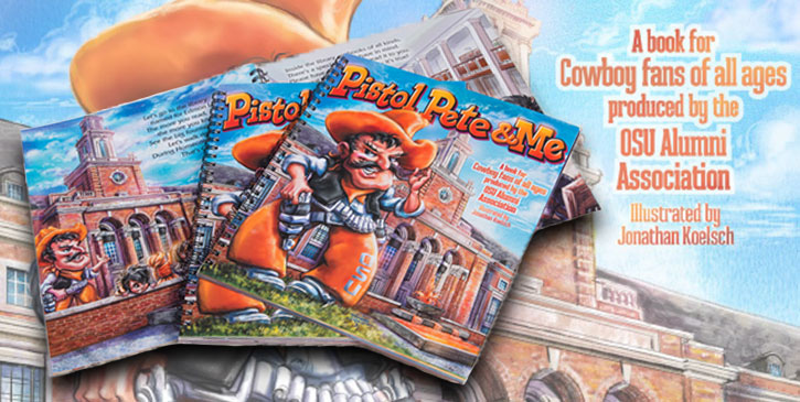 Second Edition of Pistol Pete and Me Storybook Published