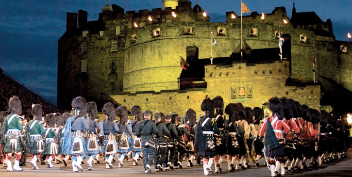 Scotland feat. the Royal Edinburgh Military Tattoo - SOLD OUT