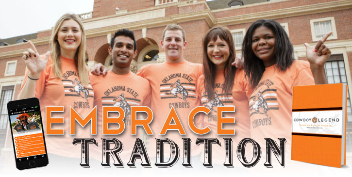Join your OSU Student Alumni Association