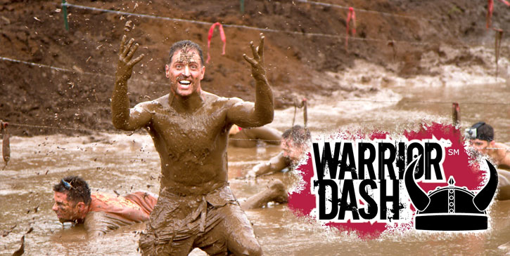 Northwest Arkansas Chapter Supporting Warrior Dash