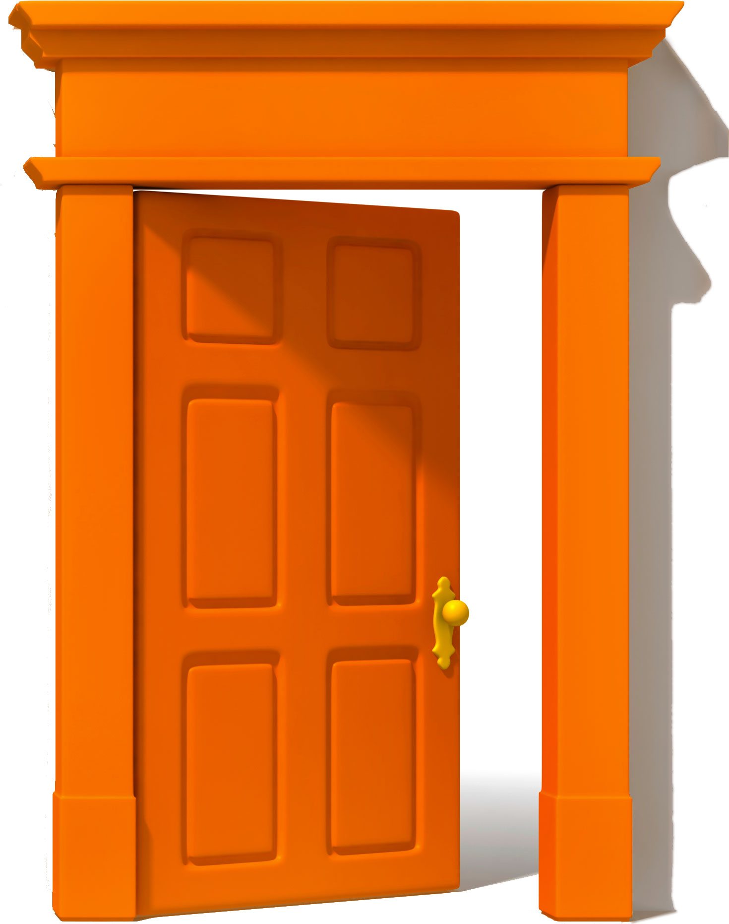 Двери рисованные картинки