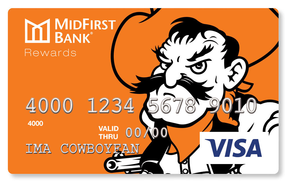 Image result for midfirst credit card