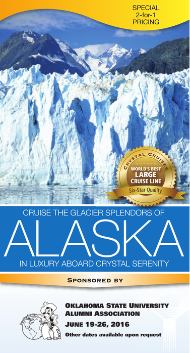Osu Alumni Association Glacier Splendors Of Alaska Cruise